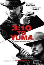 3:10 TO YUMA (2007) ORIGINAL ADVANCE B MOVIE POSTER  -  ROLLED