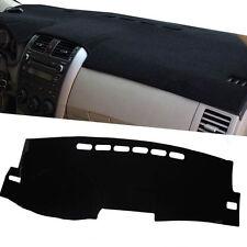 New Dashboard Dash Mat DashMat Sun Cover Pad For Toyota Corolla 2007 - 2013