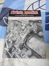 RIVISTA NAUTICA FONDATA NEL 1892 N.3 MARZO 1940 GRANDE CONCORSO FOTOGRAFICO