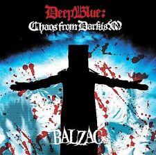 BALZAC-DEEP BLUE: CHAOS FROM DARKISM (BONUS DVD)  CD NEW