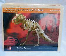 Tyrannosaurus Rex  - Dinosaur - 3D Wooden Model Construction Kit - BNIB