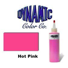 DYNAMIC HOT PINK 1-oz Tattoo Ink Brite Vibrant & Dark Color Supply