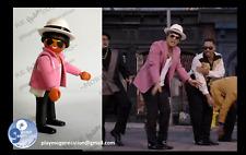 Playmobil CUSTOM #BRUNOMARS #UPTOWNFUNK MEDIEVAL PIRATAS VAQUEROS