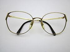 Vintage Fassung Damen Brille Transparent Lozza Hippie Große Glasform Grösse L Alte Berufe