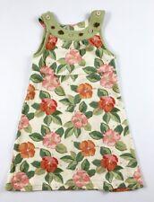 GYMBOREE 4 Girls Aloha Wahine Hibiscus Hawaiian Knit Dress