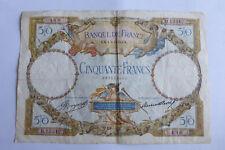 50 Francs LUC OLIVIER MERSON 4/5/1933