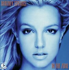Britney Spears CD In The Zone - Europe