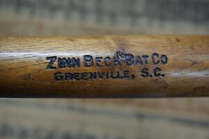 Zinn Beck Bat Co. Beautiful and solid