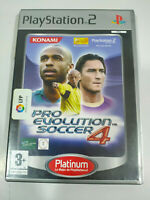 Pro Evolution Soccer 4 Konami - Playstation 2 Juego para Ps2