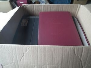 World stamp collection - 5kg - small albums & stock books - sorting lot