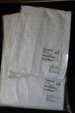 NEW Company Store NICOLA Matelasse King Coverlet Matching Shams 3pc Set White