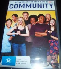 Community Complete Second Season 2 (Australia Region 4) DVD – New