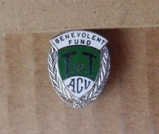 More details for isle of man 1981 t.t benevolent fund enamel badge