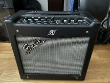Fender Mustang I V.2 Portable Modeling Guitar Amp - Excellent condition
