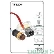 TRIDON FAN SWITCH FOR SAAB 9000 05/90-12/98 2.3L(B234, T, E, L4)(Petrol) TFS206