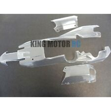 King Motor CLEAR Pre-Cut 4 Piece Body Kit Fits HPI Baja 5B 2.0 SS Rovan Buggy