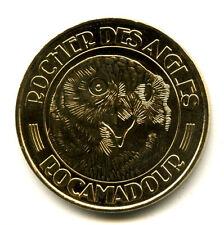 46 ROCAMADOUR Rocher des aigles, Chouette harfang, 2012, Monnaie de Paris