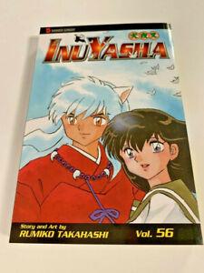 Inuyasha Manga vol 56 Final Volume English New