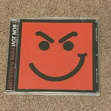 Have a Nice Day by Bon Jovi (Cd, Rock, Pop, Island Records, 2005) Ln