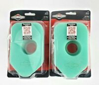 LOT OF 2 OEM Briggs & Stratton 272235S Air Filter 5047 NEW