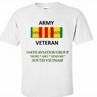 "164TH AVIATION GROUP "" SOUTH VIETNAM"" * VIETNAM VETERAN RIBBON SHIRT/SWEAT"