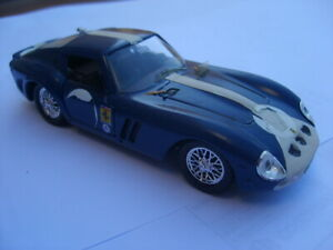 24 H DU MANS 1962 FERRARI 250 GTO N°17 TRANS KIT BASE SOLIDO ECH:1/43 MADE IN FR