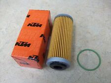 OEM OIL FILTER + O-RING KTM 250 SXF SX F 350 450 505 530 SIX DAYS XC-W XCW SMR