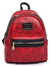 Loungefly Disney Parks Redd Sketch Pirates Caribbean Red Head Mini Backpack