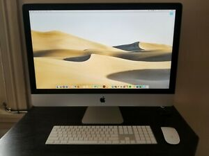 Apple iMac (Retina 5K, 27-inch, 2017) **JUST OUT OF THE BOX CONDITION**
