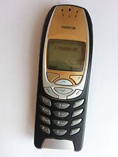 Nokia 6310i Gold  Unlocked  Refurbished + test g/teed fully working