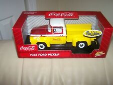 2005- JOHNNY WHITE LIGHTNING - COCA COLA- 1956 FORD PICKUP- 1/18 SCALE- UNOPENED