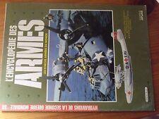 $$$ L'Encyclopedie des Armes N°38 Hydravions de la Seconde Guerre mondiale