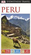 DK Eyewitness Travel Guide: Peru-ExLibrary