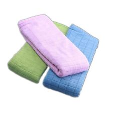 6 Pcs 80x50cm Branded Microfiber Cleaning Floor Cloth Auto Car Wash Wiper Towel