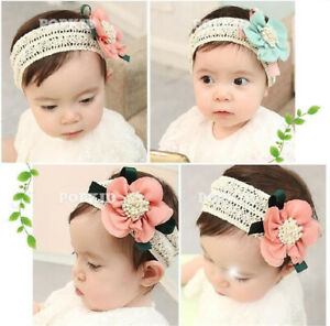 Baby Kids Boy Girl Headband Gift Hair Bands Christmas Hair Halloween Access X2A2