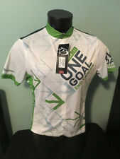 2011 Pelotonia Cycling Jersey Primal Womens XL One Goal End Cancer New with Tag