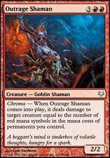 MTG Magic - (U) Eventide - Outrage Shaman - SP