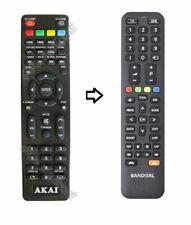 2094 TELECOMANDO COMPATIBILE (NON ORIGINALE) PER AKAI AK TV 403 TS