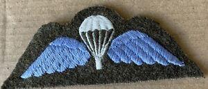 British Army Parachute Wings