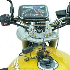 Powered Motorcycle M8 Handlebar Clamp Mount for TomTom START 60 SatNav