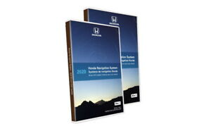 2013 Honda Accord Navigation DVD Discs Map Update