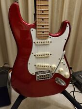 Squier Standard Stratocaster Maple Fretboard 2004 Indonesia
