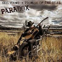 NEIL YOUNG + PROMISE OF THE REAL - PARADOX - CD - PRE RELEASE 20TH APRIL 2018