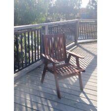 NEW Raffles Merbau Dining Chair Outdoor $0 - $899