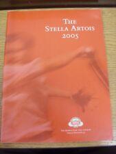 Programa de tenis 06/06/2005: el Tribunal hierba Stella Artois campeonatos [en que