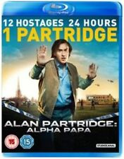 Alan Partridge: Alpha Papa [Blu-ray]   Brand new and sealed