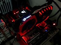 MSI NVIDIA GeForce GTX 1070 GAMING X 8 GB GDDR5 Memory PCI Express 3.0 Graphics