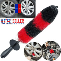 Car Auto Vehicle Alloy Wheel Tire Rim Brush Wash Cleaner Tyre Cleaning Brushes