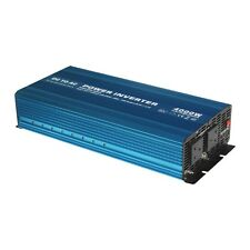 4000W 12V Pure Sine Wave Power Inverter 230V AC Off-grid with remote switch