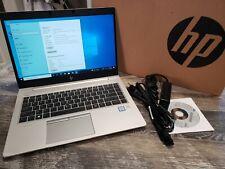 HP Elitebook 840 G5 8th Gen Core i7-8650U 32GB Ram, 256GB SSD Win 10